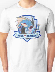 Aqua Trainer T-Shirt