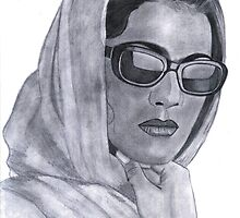 Kajol..........Indian Black Beauty by Bobby Dar