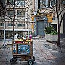 coffee wagon by Chloé Ophelia Gorbulew