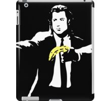 Cool Pulp Fiction cover! iPad Case/Skin