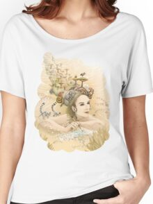 Animal princess Women's Relaxed Fit T-Shirt