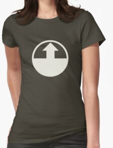 Rogue Trooper - Souther Insignia (off-white) Womens Fitted T-Shirt