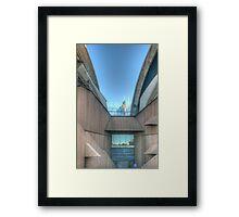 Aria # 1 - Angles - Sydney Opera House, Sydney Australia - The HDR Experience Framed Print