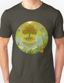 Magic forest Unisex T-Shirt