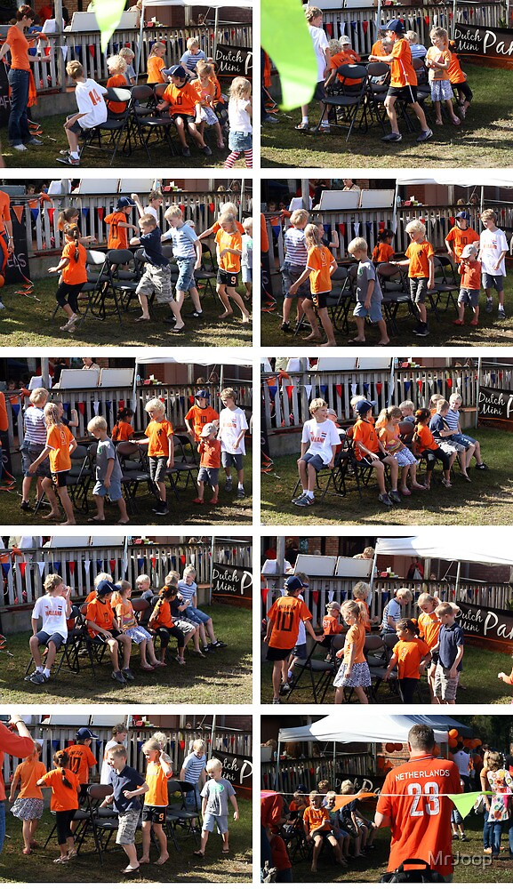Musical chairs @ Bantry Bay, on the 1st of May!!  by MrJoop