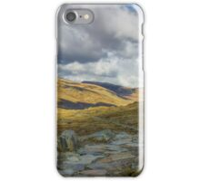 Tryfan and Pen yr Ole Wen iPhone Case/Skin