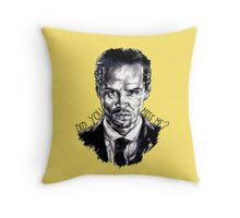 Did you miss me? (J. Moriarty) Throw Pillow