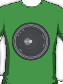 50mm 1:1.8 D T-Shirt