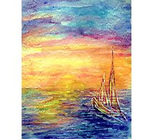 Sail Away..... Photographic Print
