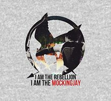 the rebellion leaders the mocking jay part 2 the hunger games T-Shirt