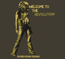 Welcome to the Revolution - V.02 by Nature's Plaything