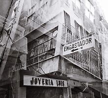 Mallorca, street in analogue by busteradams