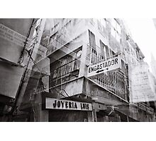 Mallorca, street in analogue Photographic Print