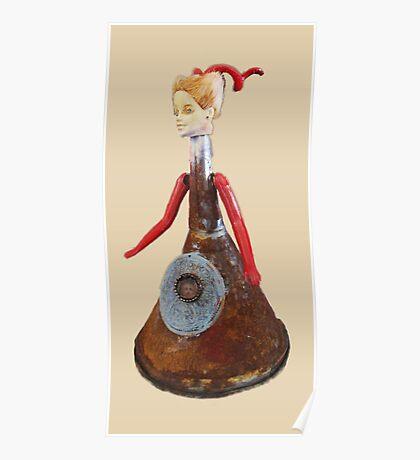 Horned doll,2010 Poster