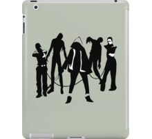 Walking Dead - Michonne iPad Case/Skin