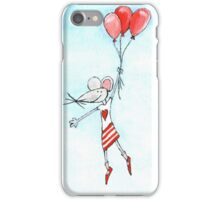Dangling Mouse iPhone Case/Skin
