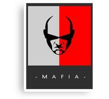 Mafia Canvas Print