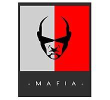 Mafia Photographic Print