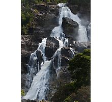 Water fall (Tasmania2) Photographic Print