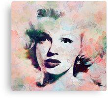 Vintage Marilyn Canvas Print