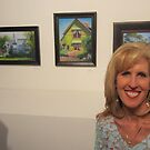 """Chemers Gallery """"Scenes of Tustin"""" Art Exhibtion by Leslie Gustafson"""