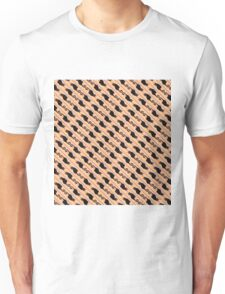 Curiosity and the Cat - Diagonal T-Shirt