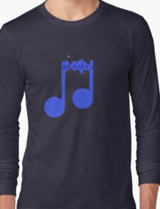 Night music Long Sleeve T-Shirt
