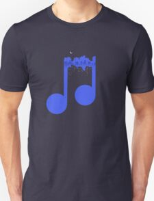 Night music Unisex T-Shirt