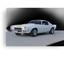 1971 Chevrolet Camaro Canvas Print