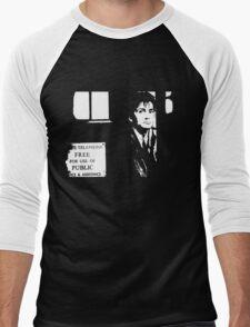 The 10th Doctor Men's Baseball ¾ T-Shirt