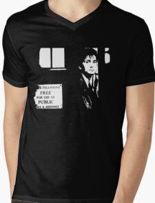 The 10th Doctor Mens V-Neck T-Shirt
