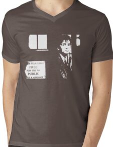 The 10th Doctor Mens V-Neck T-Shirt