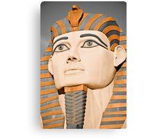 The Pharaoh of Egypt Canvas Print