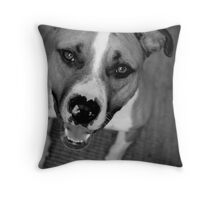 Smiles! Throw Pillow