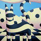 Genetic cat by Alan Kenny