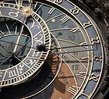 Astronomical Clock by Maria Heyens