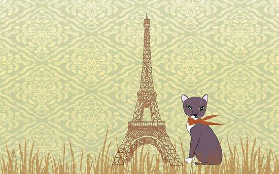Soxy In Paris by 2smartcats
