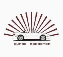 Eunos Roadster by 3pedaldriving