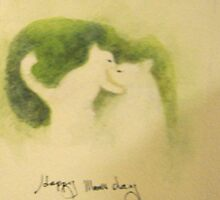 happy mom's day  * special order prints: tokikoandersonart@gmail.com by TokikoAnderson