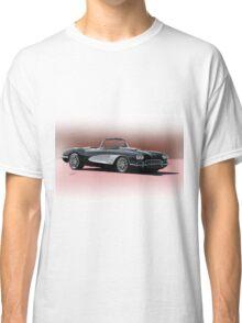 1958 Chevrolet Corvette 'Retro' Convertible Classic T-Shirt
