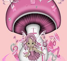 Little Pink Fairy  by LoneAngel