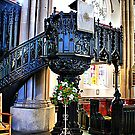 The Pulpit by JacquiK