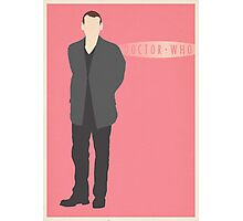 Doctor Who - Christopher Eccleston Photographic Print