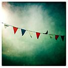 bunting by Tony Day