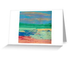Scape Greeting Card