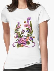 Enchanted Flowers  T-Shirt
