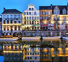 The Bierhaus  Ghent by Lilian Marshall