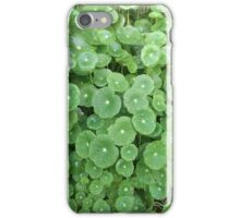 Moneywort. iPhone Case/Skin