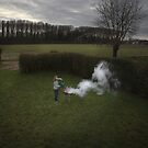 Fire service by Dirk Delbaere