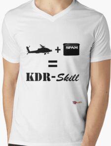 Battlefield Math  Mens V-Neck T-Shirt